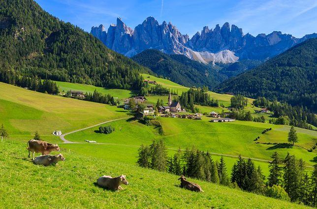 Wakacje we Włoszech - największe atrakcje Południowego Tyrolu