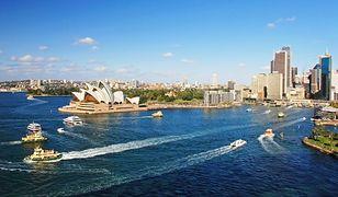 Sydney - miasto 100 plaż