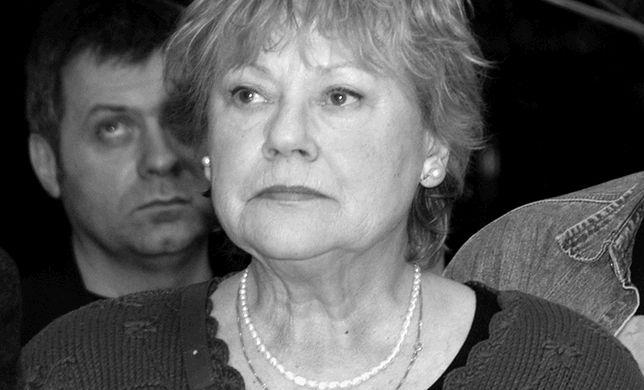 Ewa Wawrzoń nie żyje. Aktorka miała 83 lata