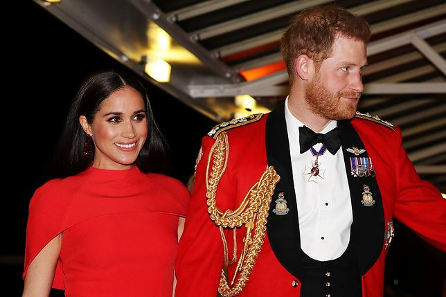 Książęca para miała mocne wejście