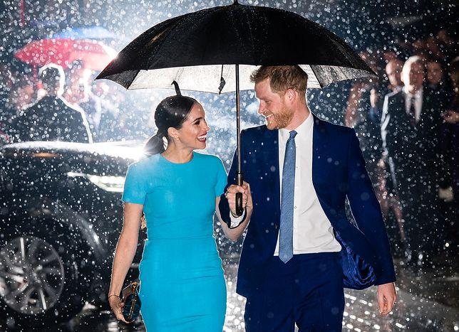 Księżna Meghan i książę Harry pojawili się w Londynie