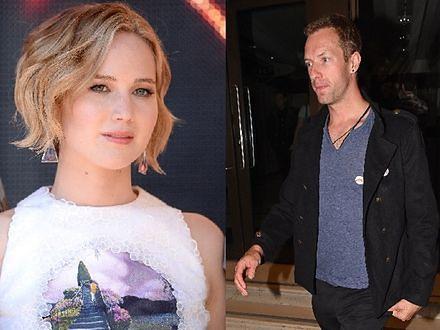 Jennifer Lawrence i Chris Martin zakochani?