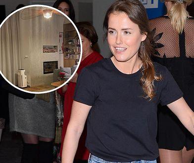 Olga Frycz pokazała fanom swój salon
