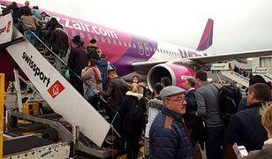 Węgierski przewoźnik był zaskoczony, że na lotnisku pojawili się wszyscy pasażerowie, którzy posiadali bilety