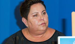 Dorota Wellman krytykuje postawę obywatelską Mariny