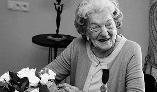 Nie żyje Maria Czernek, ostatnia wdowa katyńska