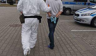 Koronawirus w Polsce. Mężczyzna dostał 20 tys. za załamanie kwarantanny