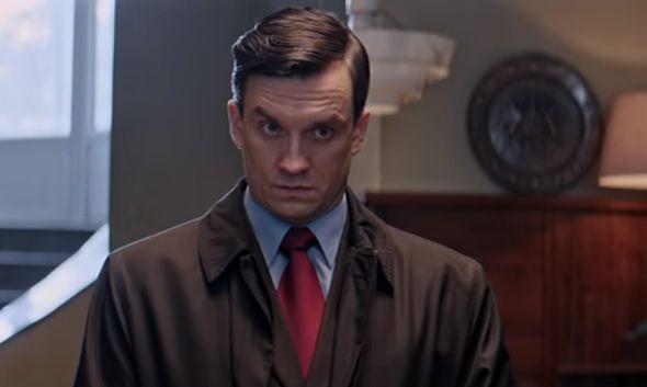 """Bez wahania wcielił się w prezesa Jacka w """"Uchu prezesa"""". """"Trzeba być samobójcą zawodowym, żeby nie przyjąć takiej roli!"""""""