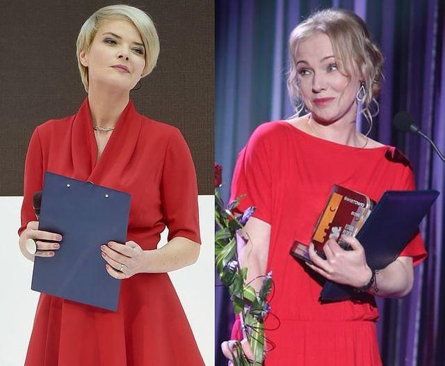 Aktorka skrytykowała prezenterkę TVP