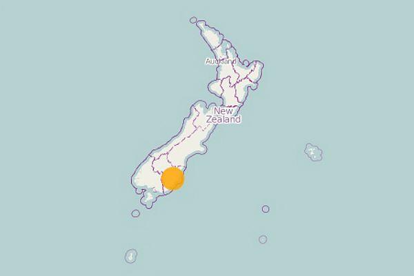 Trzęsienie ziemi w Nowej Zelandii