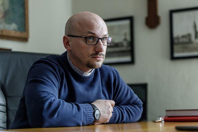 O. Grzegorz Kramer ukarany za kontrowersyjny wpis. Karę nałożył prowincjał jezuitów