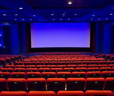 Sale kinowe będą puste jeszcze jakiś czas
