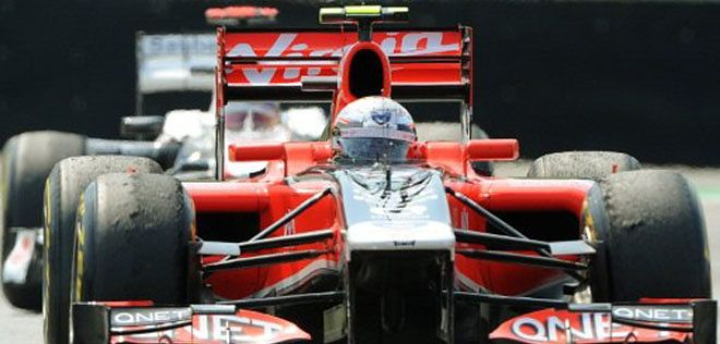 Marussia F1 Team rekrutuje z Monsterem