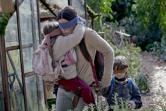 "Sandra Bullock w filmie ""Bird Box"""