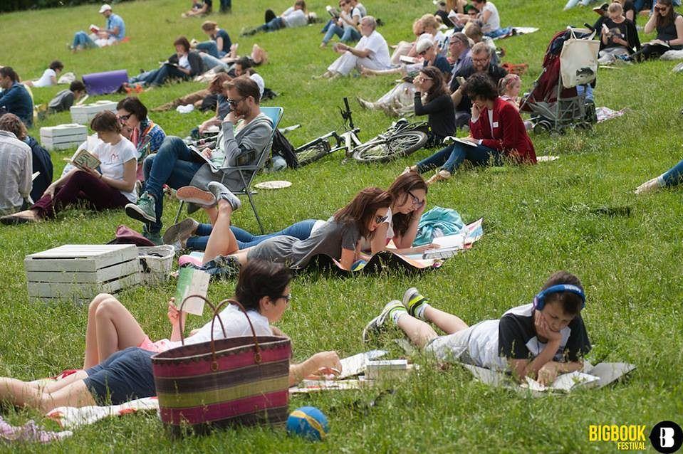 Big Book Festival. Poznaliśmy festiwalowe gwiazdy