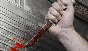 Atak nożownika w centrum handlowym na Pradze Południe