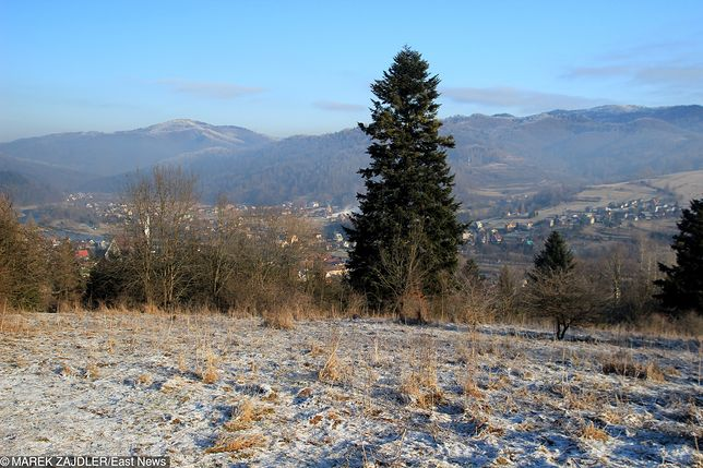 Na południu Polski może spaść śnieg