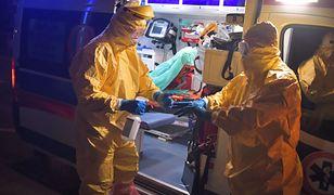 Koronawirus w Polsce. W mieszkaniu w Koninie znaleziono zwłoki kobiety