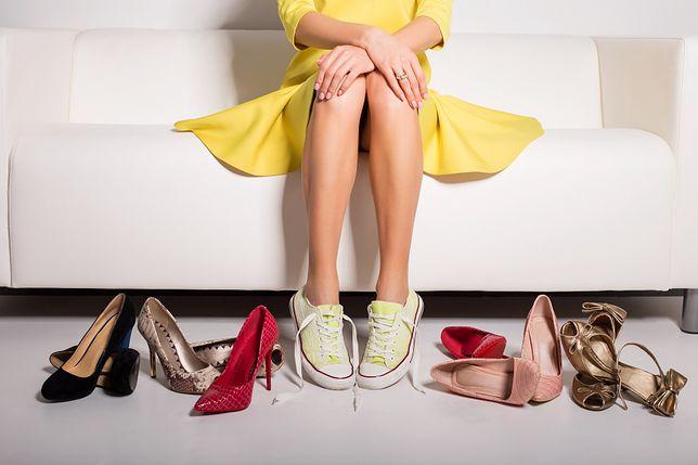 Jak rozciągnąć buty? Wypróbuj prostych metod.
