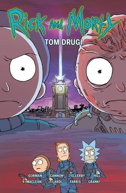 Rick i Morty. Tom 2, Egmont 2019