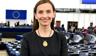 """Napisał """"ameba umysłowa"""". Europosłanka Sylwia Spurek odpowiedziała skargą do pracodawcy internauty"""