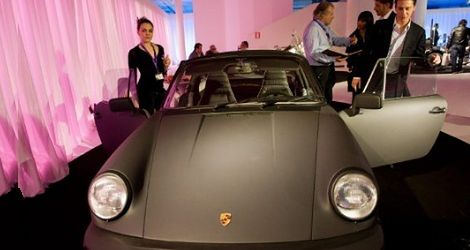 Co Porsche robi z faceta?