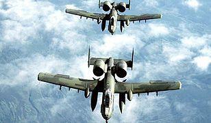 Fairchild A-10 Thunderbolt II. Bali się go wrogowie. Uwielbiali sojusznicy
