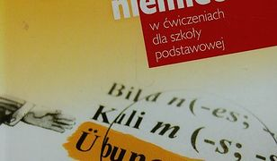 Gramatyka niemiecka w ćwiczeniach dla szkoły podstawowej