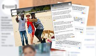 Panią Kasię na wakacjach w Kenii drażnią mieszkańcy. Nie przebiera w słowach