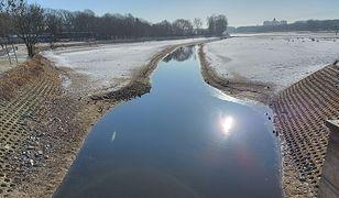 Poznań. Jezioro Maltańskie znów wypełnia się wodą