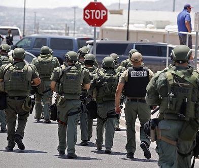 Do strzelaniny doszło w supermarkecie Walmart w El Paso