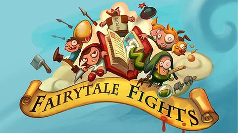 Fairytale Fights - bajkowa rzeźnia we czterech