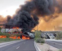 """Katastrofa kolejowa. """"Sceny jak z piekła"""" w Arizonie"""