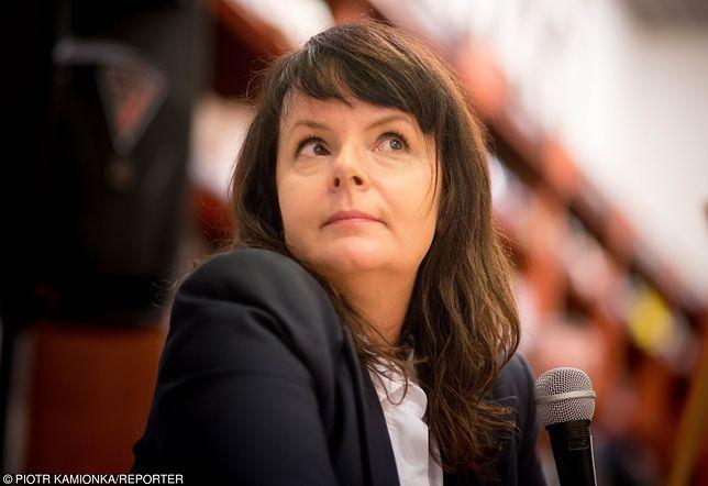 Na zdjęciu: Karolina Korwin-Piotrowska