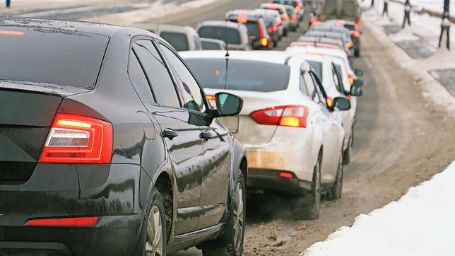 Zakaz będzie obowiązywał wzdłuż drogi wojewódzkiej 942