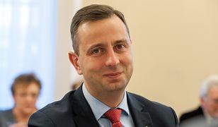 Szczęśliwy Władysław Kosiniak-Kamysz