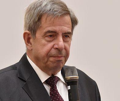 Prof. Andrzej Zoll krytykuje prezydenckie ustawy
