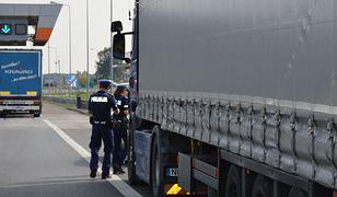"""Mandaty dla kierowców ciężarówek w ramach akcji """"TIR"""""""