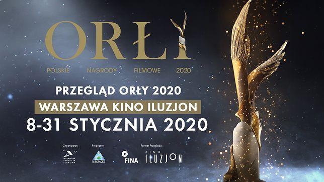 Przegląd Orły 2020 odbędzie się w warszawskim kinie Iluzjon