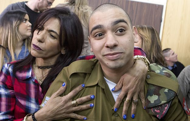 """UNHCHR krytykuje Izrael za """"zbyt pobłażliwy"""" wyrok dla żołnierza. Groziła mu kara 20 lat więzienia, posiedzi 18 miesięcy"""