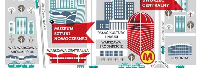 Zróbmy muzeum z Dworca Centralnego!