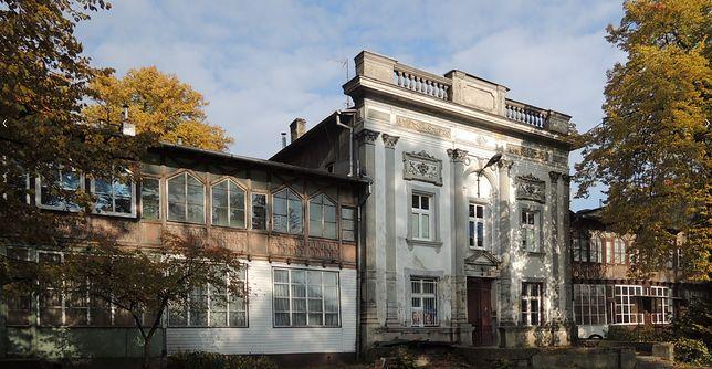 Do tej pory Dom Zdrojowy wyglądał właśnie tak, ale niedługo odzyska dawny blask