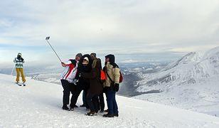 Turyści często wybierają się w góry bez przygotowania