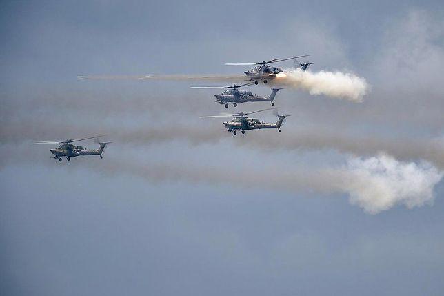 Rosja. Awiadarts 2019 - niezwykłe zdjęcia z pokazu ćwiczeń lotniczych