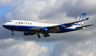 Lot United Airlines z Denver do Orlando musiał zawrócić z powodu poważnej awarii