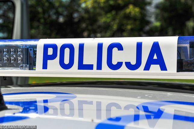 Wrocław. Mężczyzna został zatrzymany przez policję