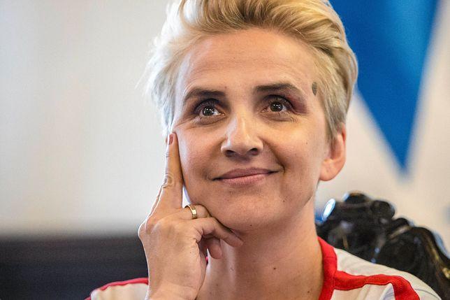Joanna Scheuring-Wielgus wytoczyła sprawę hejterowi