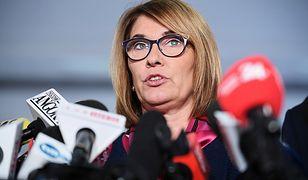 Decyzję partii ogłosiła Beata Mazurek na Twitterze