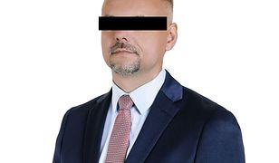 Jacek C. jest podejrzewany o przyjęcie łapówki