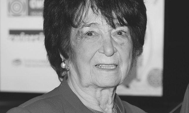 Nie żyje Halina Szpilman. Żona kompozytora i pianisty Władysława Szpilmana miała 92 lata.